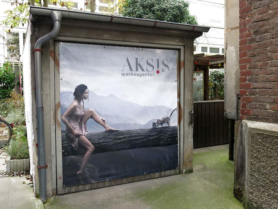 Aksis Werbeagentur und Internetagentur Ulm - Blogeintrag urban art
