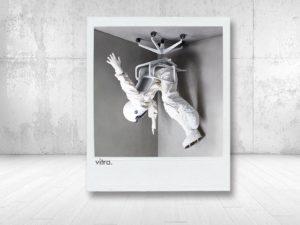 """Aksis Werbeagentur und Internetagentur Ulm - Blogeintrag Fotowettbewerb """"physix Ulm"""" an der Decke"""