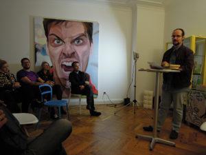 Aksis Werbeagentur und Internetagentur Ulm - Blogeintrag Kulturnacht Vortrag