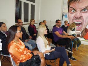 Aksis Werbeagentur und Internetagentur Ulm - Blogeintrag Kulturnacht Publikum