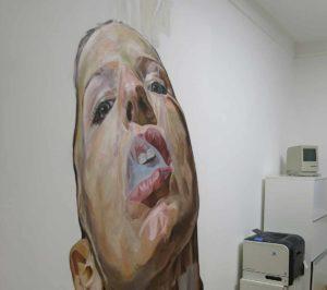 Aksis Werbeagentur und Internetagentur - Blogeintrag Kulturnacht Wandmalerei