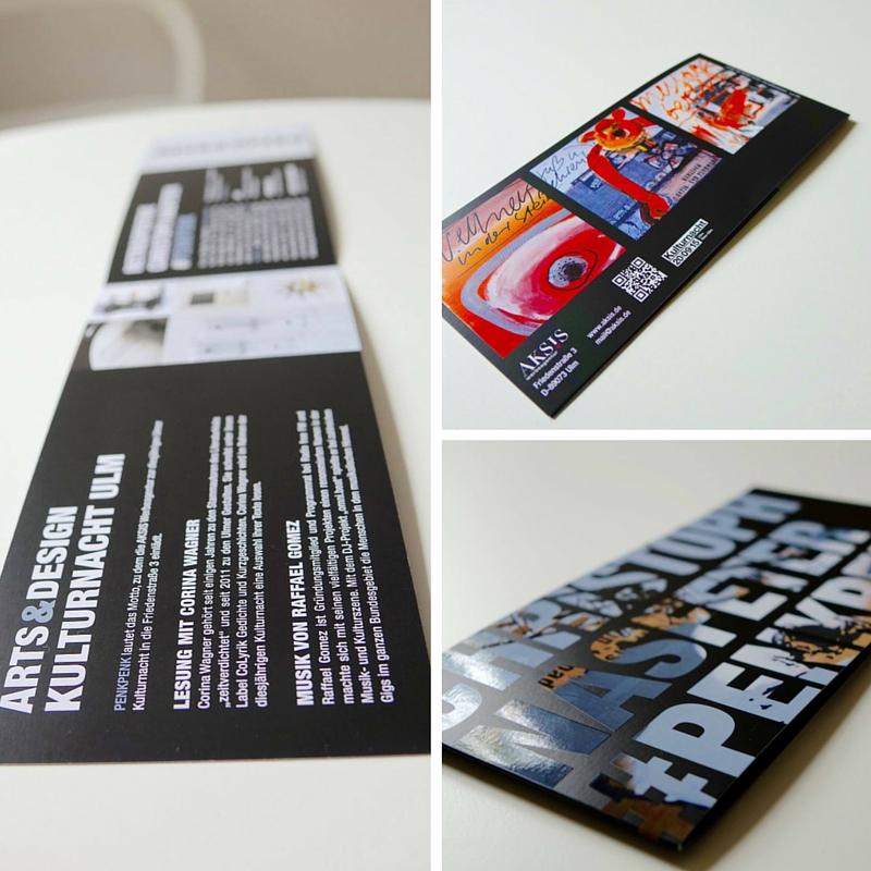 Christoph Nasfeter Einladungkarten