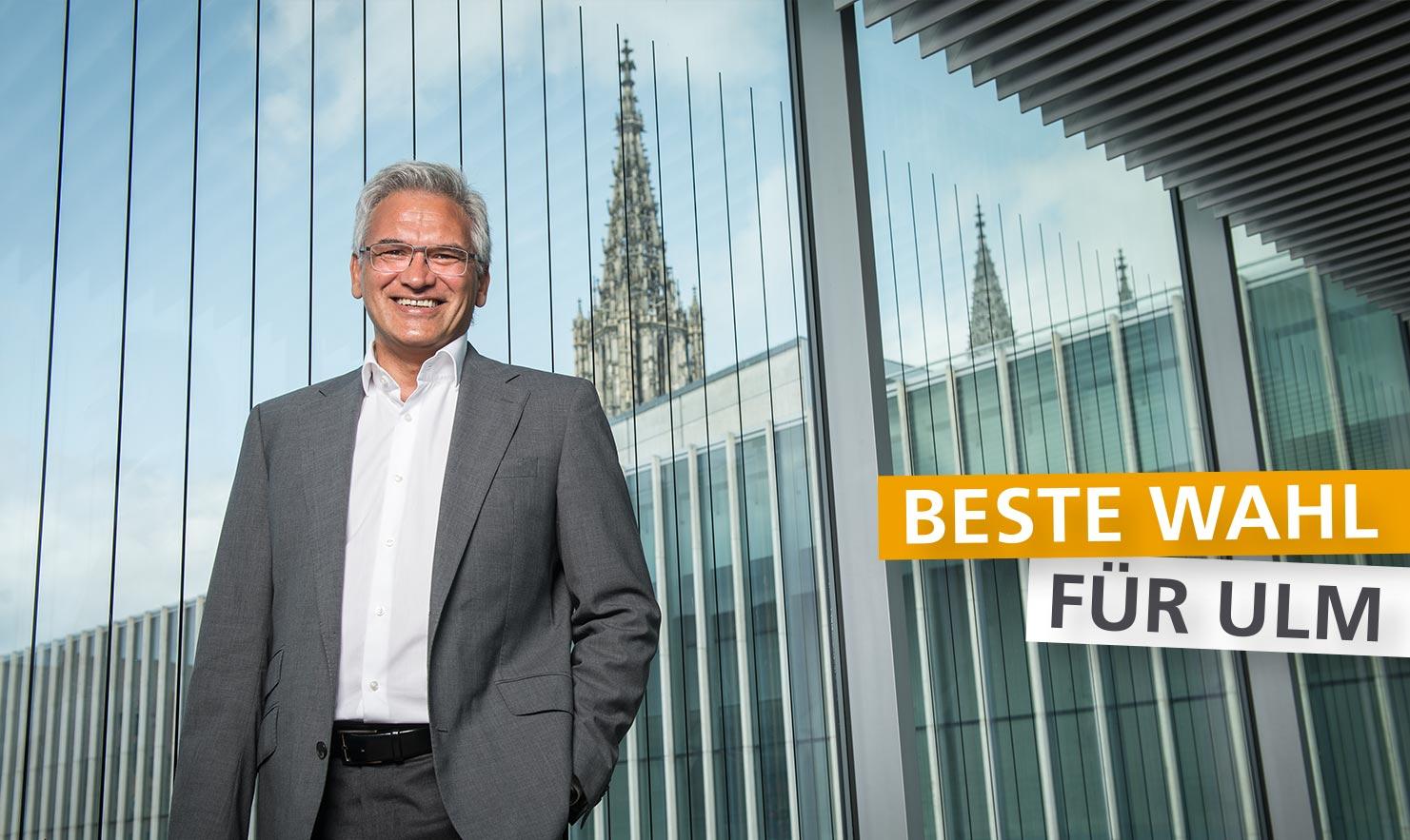 Aksis Werbeagentur und Internetagentur - Blogeintrag Cross-Media Kampagne Wahlkampf unter zisch - Beste Wahl für Ulm