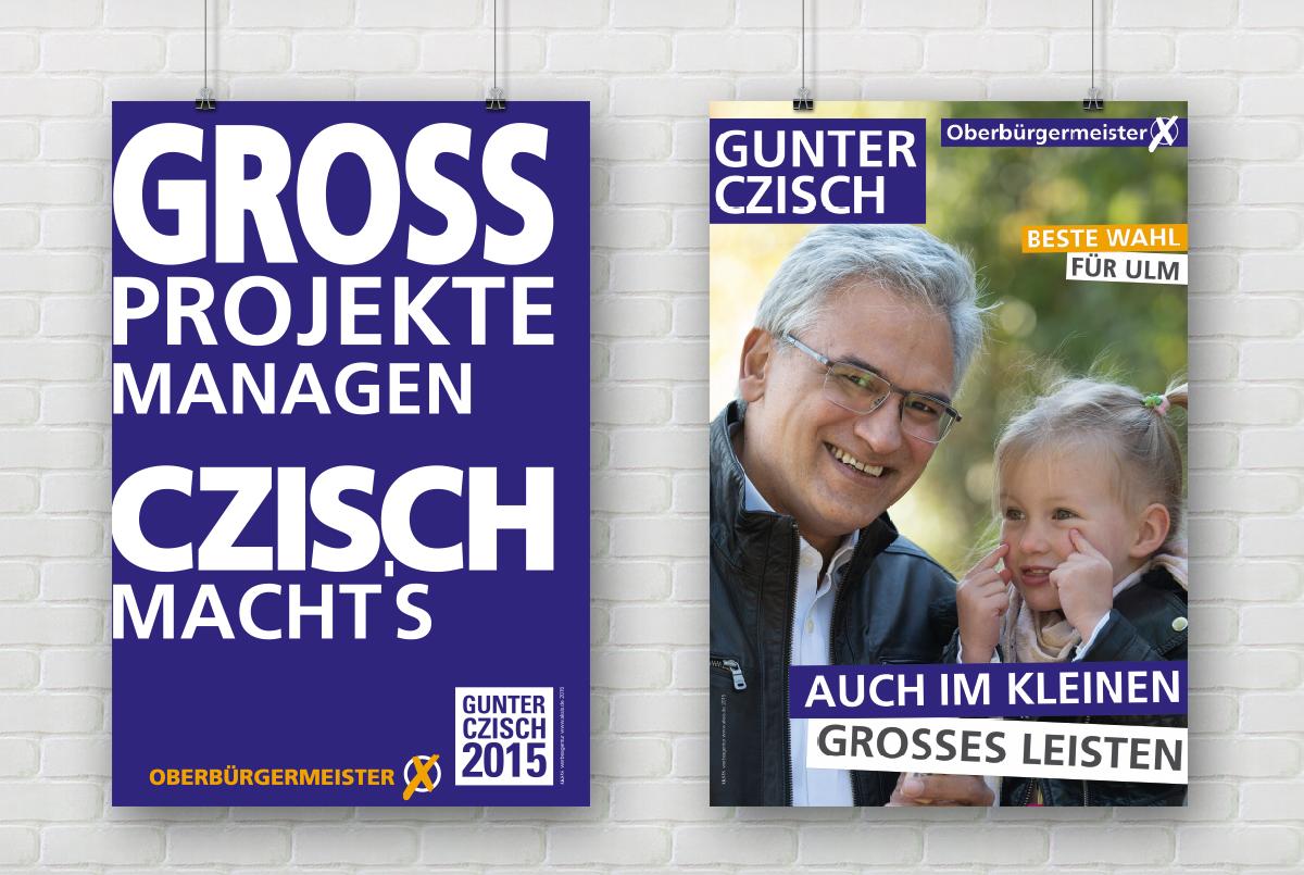 Aksis Werbeagentur und Internetagentur - Blogeintrag Cross-Media Kampagne Czisch Impression 1
