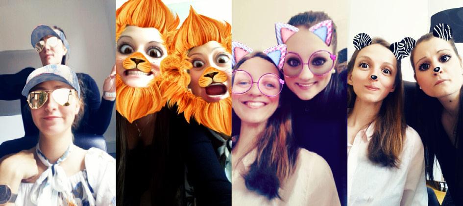 Aksis Werbeagentur und Internetagentur Ulm – Snapchat Pause
