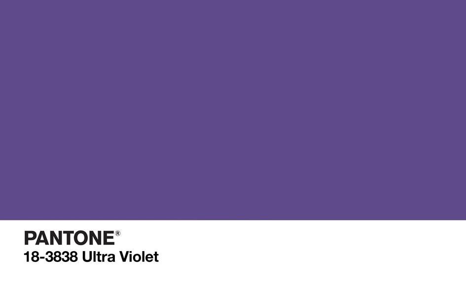 Farbe des Jahres – Pantone Ultra Violett – Aksis Werbeagentur