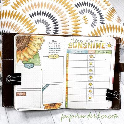 Bullet Journal- Der etwas andere Kalender