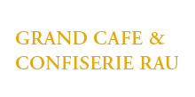Logo von Grand Cafe Rau