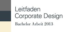 Leitfaden Corporate Design, Bachelorarbeit