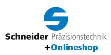 Logo von Schneider Präzisionstechnik