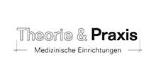 Logo von Theorie & Praxis