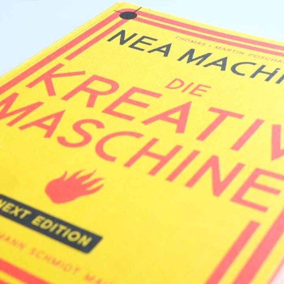 Insights - Nea Machina die Kreativ Maschine ein Buch von Thomas und Martin Poschauko