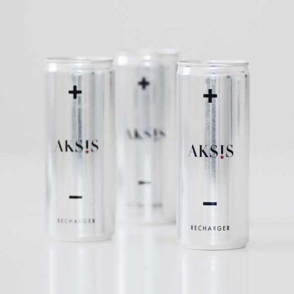Insights - Recharge! Die Energiedrinks der Aksis Werbeagentur