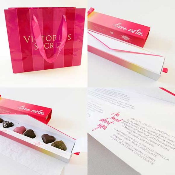 Insights - Packaging Design von Victoria Secret