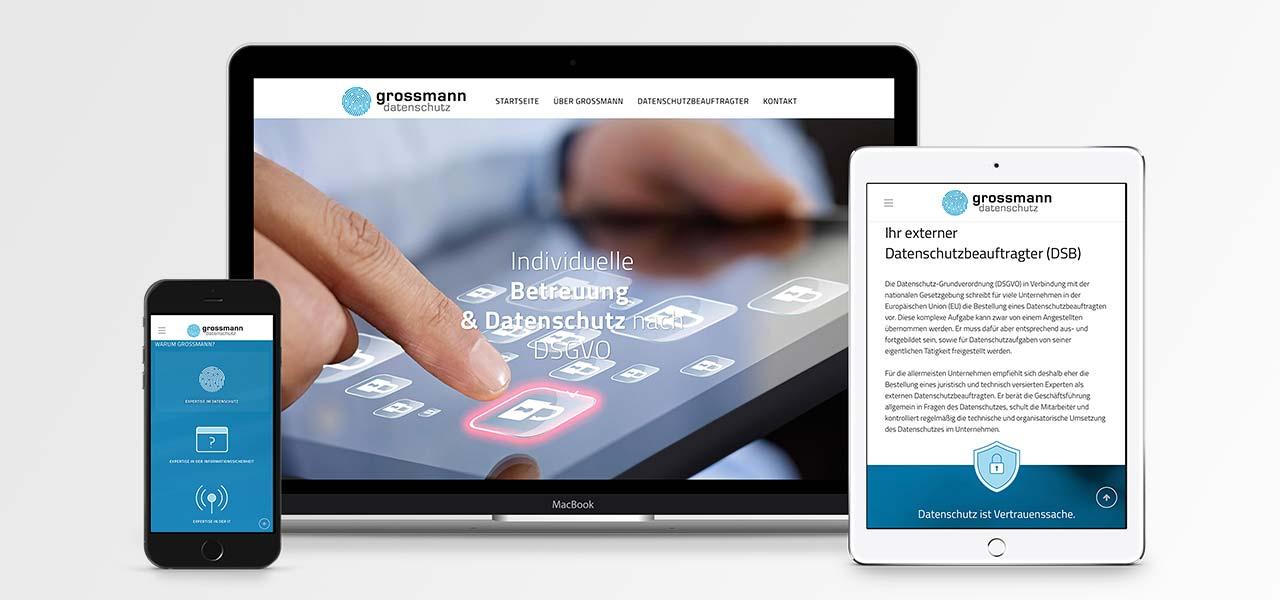 Die AKSIS Werbeagentur hat beim erstellen der responsiven Website darauf geachtet, dass die Webseite auf allen Medien gut aussieht.