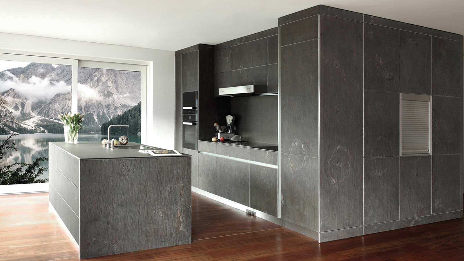 Eine Küche von Podium Swiss Küchen