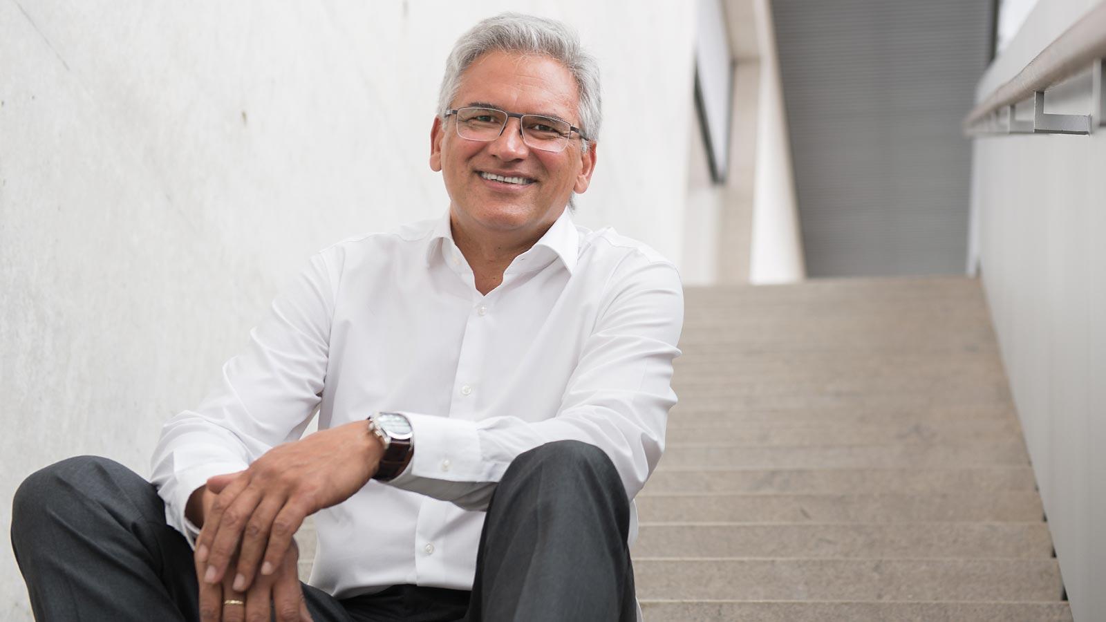 Gunter Czisch, Oberbürgermeister der Stadt Ulm, Wahlkampf