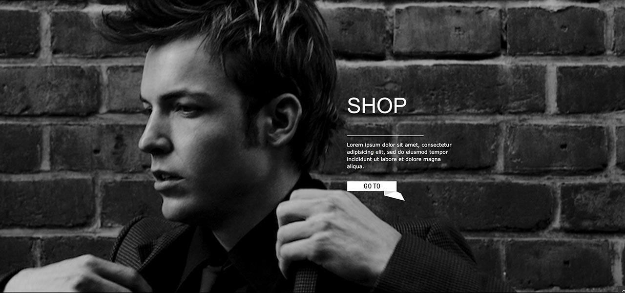 Ausschnitt aus der Website von Florian Zimmer mit Verlinkung zum Shop