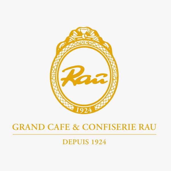 Logo des Grand Café Rau