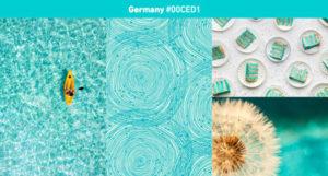 Die Weltweit beliebtesten Farben!
