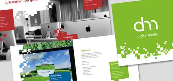 Übersicht über mehrere Ausschnitte der iPad app