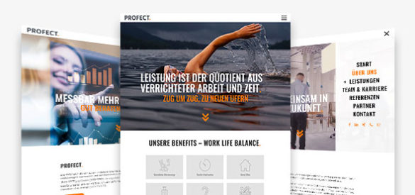 Profect Webdesign