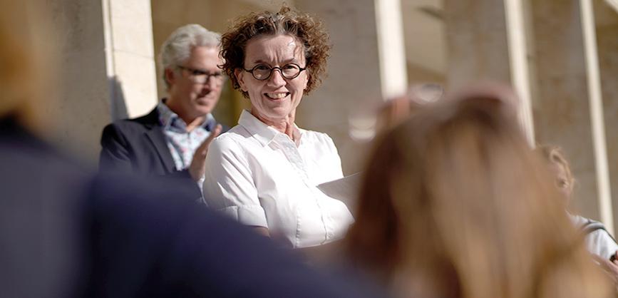 Antje Esser Portrait